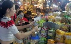 Mứt Trung Quốc 'đội lốt' hàng Việt