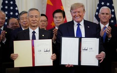 Ký thỏa thuận thương mại với Mỹ, Bắc Kinh hứa thực thi nghiêm túc