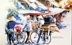 Phong vị Sài Gòn trên sách xuân