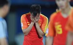 Truyền thông và CĐV Trung Quốc 'tuyệt vọng'