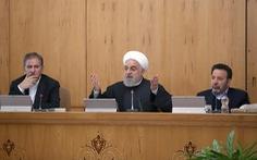 Tổng thống Iran muốn đối thoại và ngăn chiến tranh