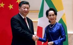Ông Tập Cận Bình thăm Myanmar, hứa hẹn đầu tư nhiều tỉ đô