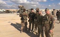 11 lính Mỹ bị 'chấn động não' phải nhập viện sau loạt tên lửa của Iran