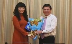 Bà Phạm Thị Hồng Hà làm giám đốc Sở Tài chính TP.HCM