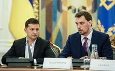 Thủ tướng Ukraine xin từ chức vì nghi nói tổng thống 'lơ mơ về kinh tế'