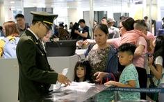Hàng không: lo ngại bị treo hệ thống check-in