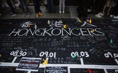Cảnh sát Hong Kong đầu tiên bị bắt vì ủng hộ người biểu tình
