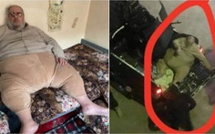 Iraq bắt nhà truyền giáo IS nặng 136kg, phải dùng xe bán tải chở