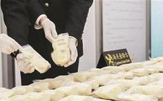 Tịch thu 23kg sữa mẹ của một phụ nữ Trung Quốc tại sân bay