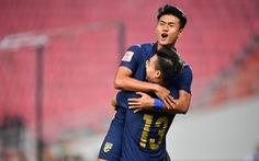 U23 Saudi Arabia - U23 Thái Lan 0-0: Suphanat dứt điểm dội cột (hiệp 1)