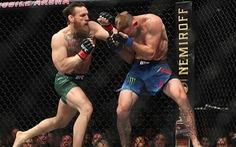 Trở lại UFC sau hơn 1 năm, McGregor chỉ mất 40 giây để knock-out đối thủ