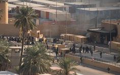 Toàn cảnh căng thẳng Mỹ - Iran quanh vụ Đại sứ quán Mỹ  ở Iraq bị đập phá