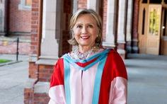 Cựu ngoại trưởng Mỹ Hillary Clinton làm hiệu trưởng đại học ở Bắc Ireland