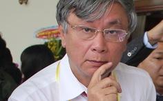 Tống đạt quyết định truy tố nguyên giám đốc Sở Y tế Long An