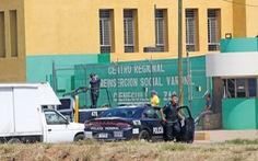 Tranh cãi vì một trận bóng giao hữu trong nhà tù Mexico, 16 người chết