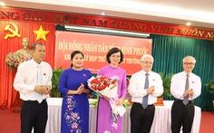 Bà Trần Tuyết Minh được bầu giữ chức phó chủ tịch UBND tỉnh Bình Phước