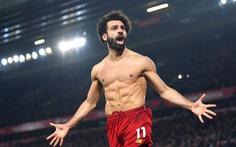 Van Dijk và Salah 'nổ súng', Liverpool thắng thuyết phục M.U tại Anfield
