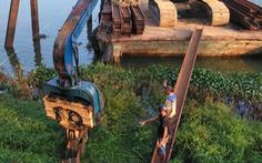Đập tạm 'cứu' Đà Nẵng khỏi nguy cơ thiếu nước dịp tết