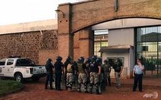 Gần 80 tù nhân 'cực kỳ nguy hiểm' đào hầm vượt ngục
