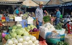 Cà rốt, bông cải Việt Nam đã 'đánh bại' được hàng Trung Quốc