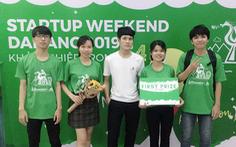 Sinh viên Duy Tân giành nhiều giải tại các cuộc thi khởi nghiệp