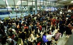 Bộ Y tế kiểm tra phòng chống viêm phổi lạ tại sân bay Nội Bài