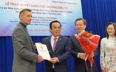 Giáp tết, Bạc Liêu trao chủ trương đầu tư dự án 'khủng' nhất miền Tây
