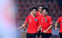 Thắng thuyết phục, U23 Hàn Quốc đoạt vé vào chung kết Giải U23 châu Á