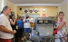 Chiều 29 tết, cùng khách Tây khám phá tour Biệt động Sài Gòn