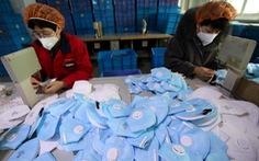 Sốt khẩu trang mùa dịch: Nhà sản xuất Trung Quốc bỏ nghỉ tết, Singapore cháy hàng