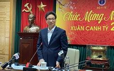 Khuyến cáo công dân Việt Nam tuyệt đối không đến Vũ Hán, Hoàng Cương
