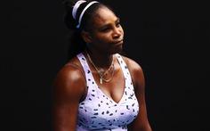 Thua 'sốc' tay vợt Trung Quốc, Serena Williams dừng bước ở vòng 3 Úc mở rộng