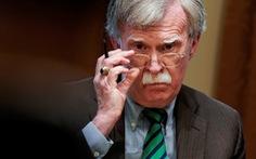 Đảng Dân chủ đòi cựu cố vấn an ninh quốc gia ra làm chứng, ông Trump không chịu