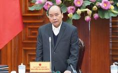 Thủ tướng Nguyễn Xuân Phúc chia buồn với Trung Quốc về viêm phổi Vũ Hán