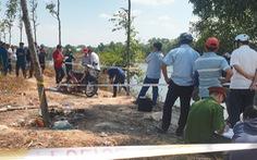 Người đàn ông nghi bị giết bên hồ nước với vết cắt ở cổ