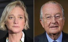 Cựu vương Bỉ phải nhận con gái ngoài giá thú sau xét nghiệm ADN