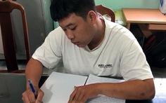 Công an làm việc với thanh niên đăng sai sự thật về virus corona tại Vũng Tàu