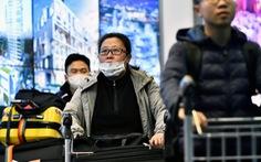 Không thức ăn, chăn mền và báo giấy cho hành khách đến và rời Trung Quốc