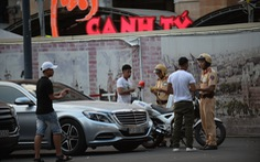 TP.HCM không có người chết vì tai nạn giao thông liên quan bia, rượu