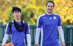 Công Phượng và CLB TP.HCM 'dễ thở' ở AFC Cup 2020