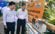 Phó Thủ tướng Trịnh Đình Dũng: 'Không để hộ dân nào thiếu nước sinh hoạt'