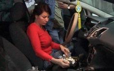 Bắt 'nữ quái' cầm đầu đường dây mua bán, vận chuyển ma túy tại TP.HCM