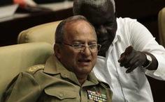 Mỹ trừng phạt Bộ trưởng Quốc phòng Cuba và hai con