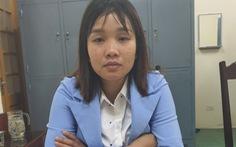 Tạm giam nữ cộng tác viên tạp chí nhận 10 triệu đồng của doanh nghiệp