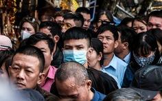 Dân vẫn kéo về khai hội chùa Hương bất chấp virus corona