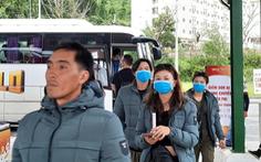 Bệnh nhân bỏ viện khi đang điều trị ở Đà Nẵng đã về Trung Quốc