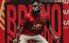 Chưa đá trận nào, Bruno Fernandes đã là 'hợp đồng thành công nhất Premier League tháng 1'