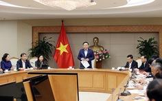Phó thủ tướng: Không niêm yết, tăng giá bán khẩu trang sẽ bị phạt nghiêm