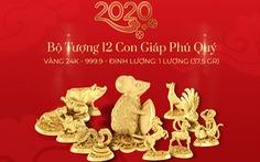 Ra mắt bộ sưu tập Thần Tài Phú Quý 2020