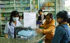 Đà Nẵng yêu cầu quầy thuốc trình báo khi người mua sốt, ho, khó thở